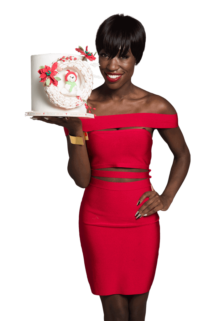 Dancoise-with-cake-isolated-683x1024